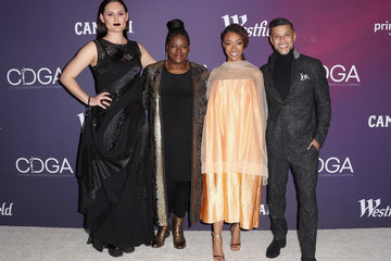Sonequa Martin-Green Mary Chieffo 21st CDGA (Costume Designers Guild Awards) - Arrivals And Red Carpet