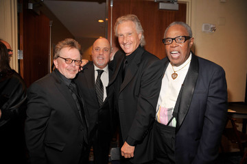 Billy Joel Paul Williams Songwriters Hall Of Fame 42nd Annual Induction And Awards - VIP Cocktails