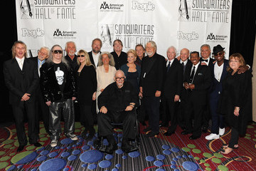Gordon Lightfoot Songwriters Hall Of Fame 43rd Annual Induction And Awards - Backstage