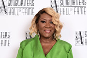 Patti LaBelle poses backstage during the Songwriters Hall Of Fame 50th Annual Induction And Awards Dinner at The New York Marriott Marquis on June 13, 2019 in New York City.