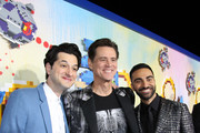 Jim Carrey and Ben Schwartz Photos Photo