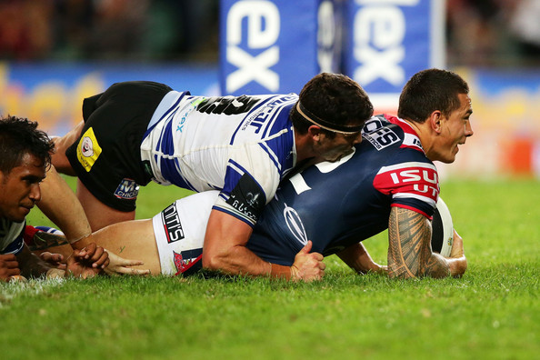 sydney roosters vs canterbury bulldogs 2013 dodge - photo#14