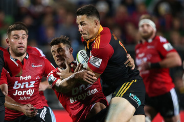 Sonny Bill Williams Super Rugby Rd 10 - Crusaders v Chiefs