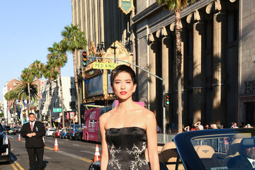 Sonoya Mizuno Warner Bros. Pictures' 'Crazy Rich Asians' Premiere - Red Carpet