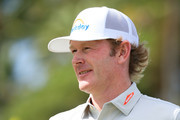 Brandt Snedeker of the United States looks on during the pro-am prior to the Sony Open in Hawaii at the Waialae Country Club on January 08, 2020 in Honolulu, Hawaii.
