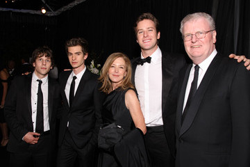 Andrew Garfield Jesse Eisenberg Sony Pictures Classic 68th Annual Golden Globe Awards Party