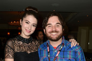 Actress Mary Elizabeth Winstead and director James Ponsoldt attend the Sony Pictures cocktail hour during the 2012 Toronto International Film Festival at the Creme Brasserie on September 8, 2012 in Toronto, Canada.