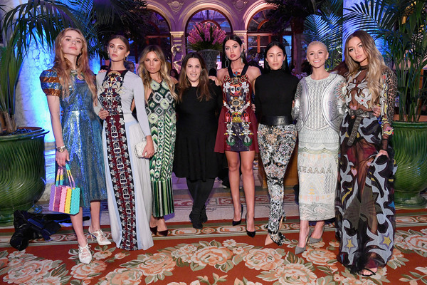 Victoria's Secret x Mary Katrantzou Evening