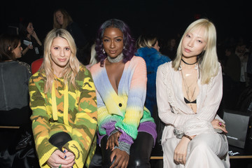 Soo Joo Park Zadig & Voltaire - Front Row - February 2018 - New York Fashion Week