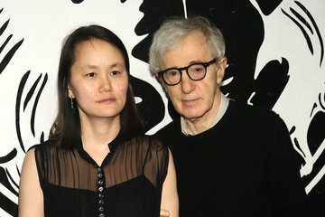 Soon-Yi Previn Arrivals at the Versus Versace Runway Launch