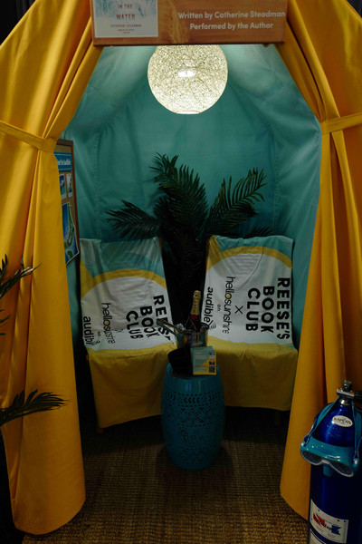 Hello Sunshine x Together Live - Minneapolis [yellow,majorelle blue,room,t-shirt,tree,plant,jacket,sponsor activations,minneapolis,minnesota,the pantages theater,hello sunshine,hello sunshine x,presentation]