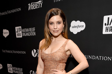 Sophia Bush 6th Annual Sean Penn & Friends HAITI RISING Gala Benefiting J/P Haitian Relief Organization