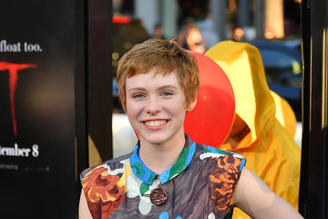 Sophia Lillis Premiere of Warner Bros. Pictures and New Line Cinema's 'It' - Arrivals