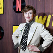 "Sophia Lillis Netflix's ""I Am Not Okay With This"" Photocall"