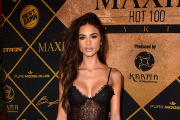 Sophia Miacova Maxim Hot 100 Party - Arrivals