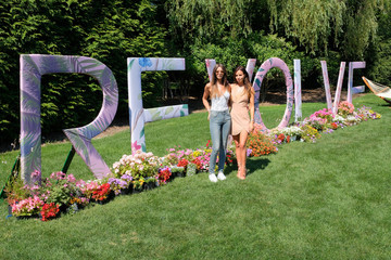 Sophia Smith #REVOLVEintheHamptons Kicks Off 4th Of July With Moet & Chandon