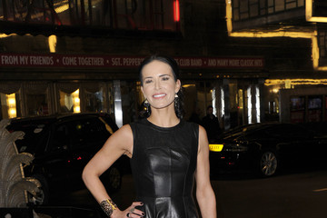 Sophie Anderton Arrivals at the 'Kate Moss at the Savoy' Exhibit
