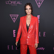 Sophie Auster Nina Garcia, Jameela Jamil, And E! Entertainment Host ELLE, Women In Music Presented By Spotify - Arrivals
