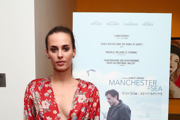 "Sophie Auster Louis Vuitton Presents A Special Screening Of ""Manchester By The Sea"""