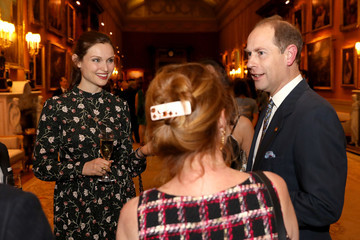 Sophie Ellis-Bextor National Youth Theatre Diamond Anniversary Reception At Buckingham Palace Hosted By HRH The Earl Of Wessex