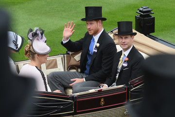 Sophie Royal Ascot 2018 - Lifestyle, Day 1
