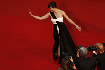 Sophie Marceau 'The Sea Of Trees' Premiere - The 68th Annual Cannes Film Festival
