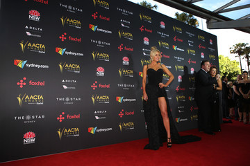 Sophie Monk 7th AACTA Awards Presented by Foxtel | Red Carpet