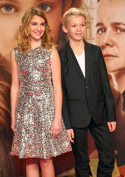 'The Book Thief' Premieres in Berlin