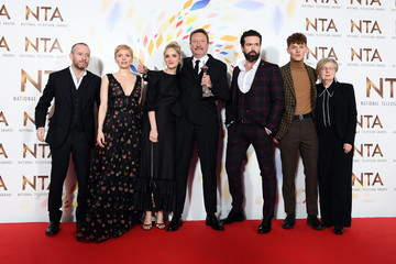 Sophie Rundle National Television Awards 2020 - Winners Room