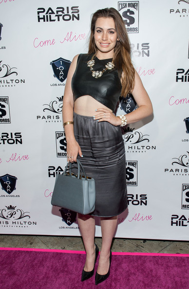 Sophie simmons pictures paris hilton celebrates her new single zimbio - Simmons simmons paris ...