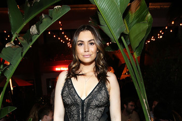 Sophie Simmons Flaunt And /Nyden Celebrate The New Fantasy Issue With A Dinner Honoring Hari Nef
