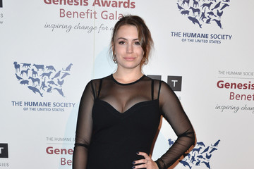 Sophie Simmons 2013 Genesis Awards Benefit Gala - Arrivals