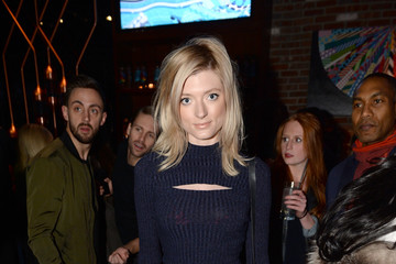 Sophie Sumner The Daily Front Row x LIFEWTR New York Fashion Week Opening Night