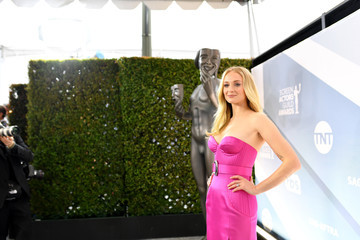 Sophie Turner 26th Annual Screen Actors Guild Awards - Red Carpet