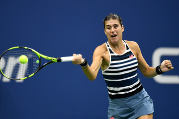 Sorana Cirstea 2018 US Open - Day 4