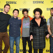 Boots Riley Omari Hardwick Photos