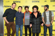 Boots Riley Omari Hardwick Photos Photo