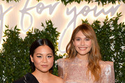 "(L-R) Kelly Marie Tran and Elizabeth Olsen attend the ""Sorry For Your Loss"" season 2 premiere event at NeueHouse Los Angeles on October 01, 2019 in Hollywood, California."