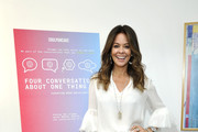 """Brooke Burke attends during SoulPancake's """"Four Conversations about One Thing"""" at Hammer Museum on May 29, 2019 in Los Angeles, California."""