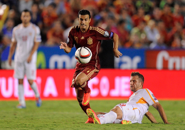 Euro 2016 Qualification - FYR Macedonia vs Spain Betting Preview