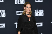 "Jenna Elfman attends the Special Screening Of AMC's ""The Walking Dead"" Season 10 at Chinese 6 Theater– Hollywood on September 23, 2019 in Hollywood, California."