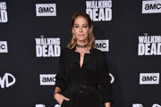 "Jenna Elfman attends the Season 10 Special Screening of AMC's ""The Walking Dead"" at Chinese 6 Theater– Hollywood on September 23, 2019 in Hollywood, California."