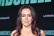"""Alyssa Milano attends the special screening of  Liongate's """"Bombshell"""" at Regency Village Theatre on December 10, 2019 in Westwood, California."""