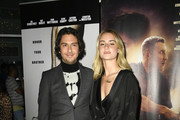 """Nat Wolff and Grace Van Patten attend a Special Screening Of Lionsgate's """"Semper Fi"""" at ArcLight Hollywood on September 24, 2019 in Hollywood, California."""
