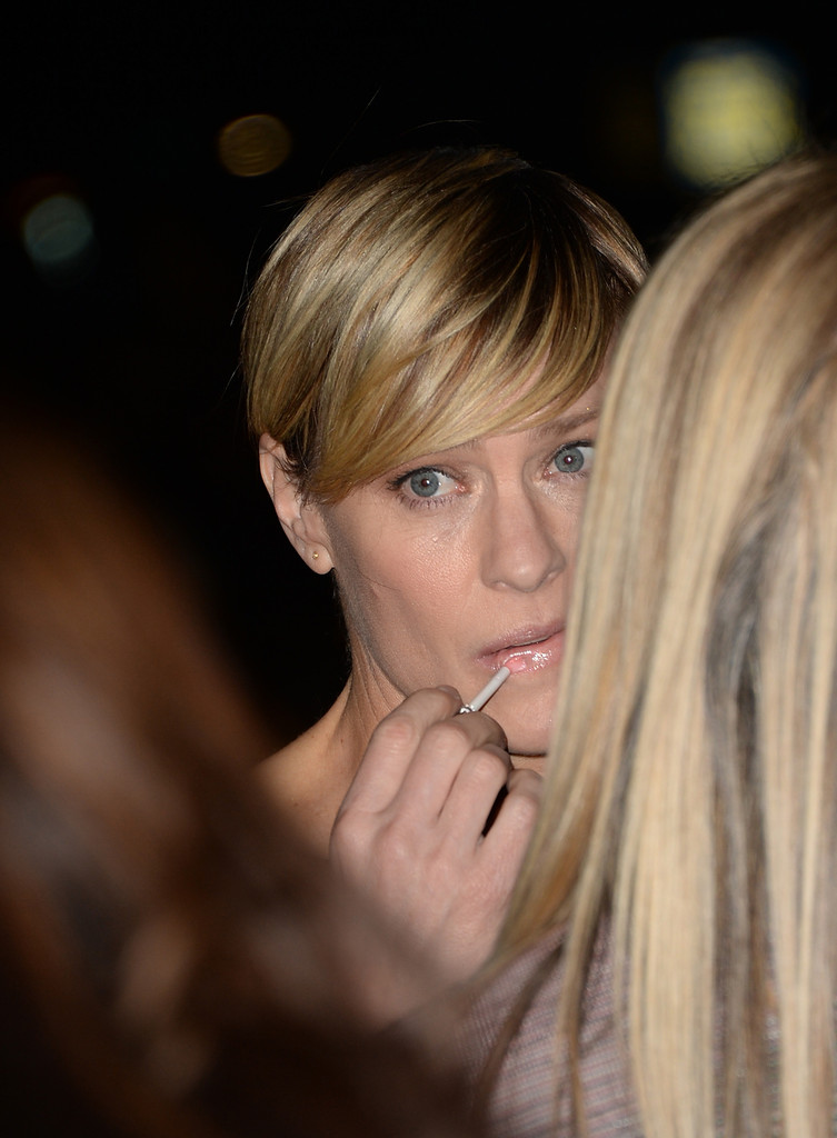 Robin Wright Photos Photos House Of Cards Season 2 Premiere