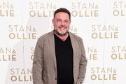 John Thompson attend special preview screening of Stan & Ollie at Soho Hotel on January 08, 2019 in London, England.