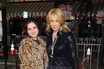 """Rosanna Arquette Zoe Sidel Special Screening Of The Weinstein Companies """"NINE"""" - Arrivals"""