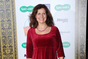 Rebecca Front attends the Specsavers National Book Awards at The Foreign Office on November 26, 2014 in London, England.