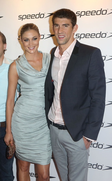 Michael Phelps Girlfriend Megan Rossee New Pictures