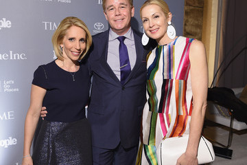 Spencer Garrett Dana Bash Time And People's Annual Cocktail Party On White House Correspondents' Weekend